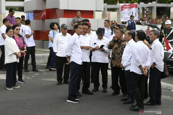 PDIP tidak ganggu hak prerogatif Jokowi terkait kursi menteri
