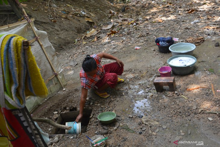 Indonesia devotes serious effort to tackling impact of drought