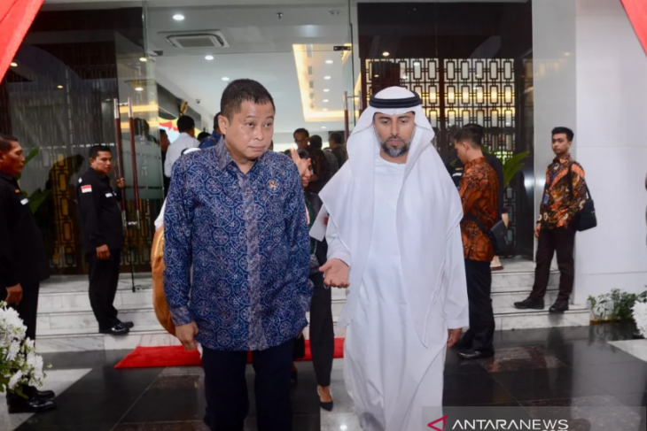 RI-UAE hold discussion as follow-up to joint economic task force