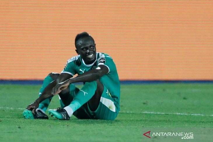 Gol semata wayang Mane bawa Senegal ke perempat final Piala Afrika