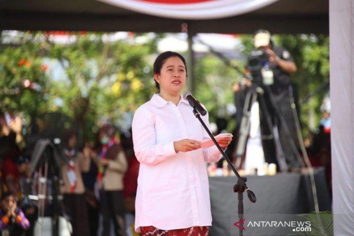 Puan Maharani doakan keluarga SBY diberikan ketabahan