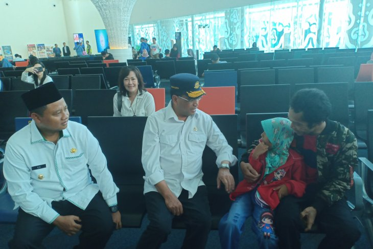 Passenger occupancy rate at Kertajati Airport reaches 70%