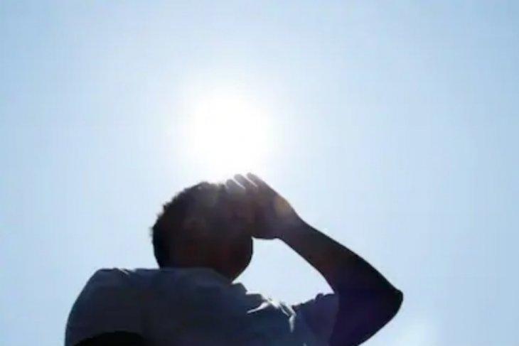 Suhu panas di Bengkulu diprediksi hingga 36,1 derajat celcius
