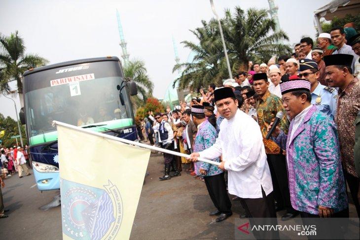 Calhaj Kota Tangerang 2019 tercatat 1.938 orang
