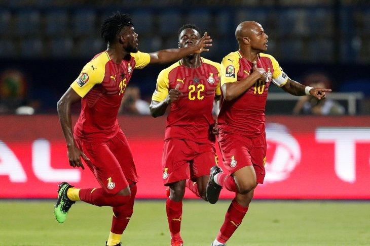 Ghana yakin kalahkan lagi  Tunisia