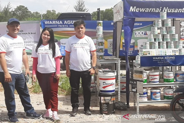 PT Gunung Mulia sambang nelayan di PPN Sungailiat