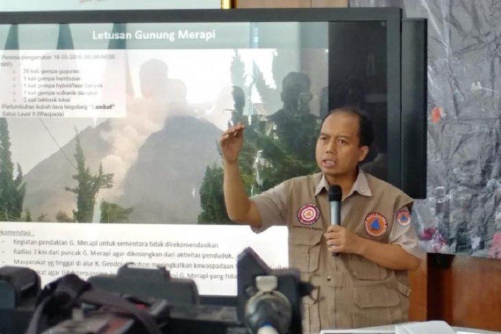President Jokowi conveys condolences to family of late Sutopo