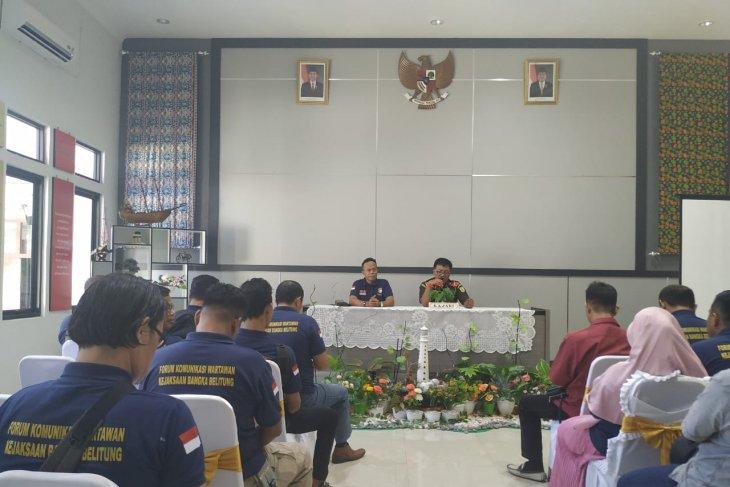 Kejari Belitung targetkan akan ungkap kasus korupsi di Pemkab