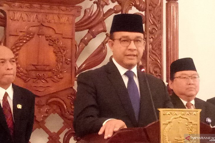 Anies Baswedan To Speak At World Cities Summit In Colombia Antara News