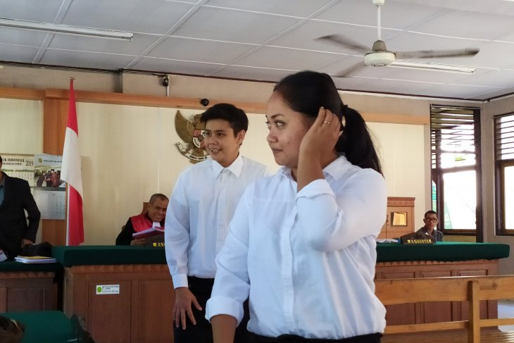 Dua wanita divonis empat tahun penjara di PN Denpasar