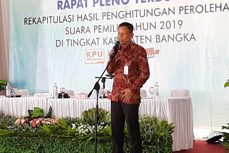 KPU Bangka masih tunggu surat keputusan MK