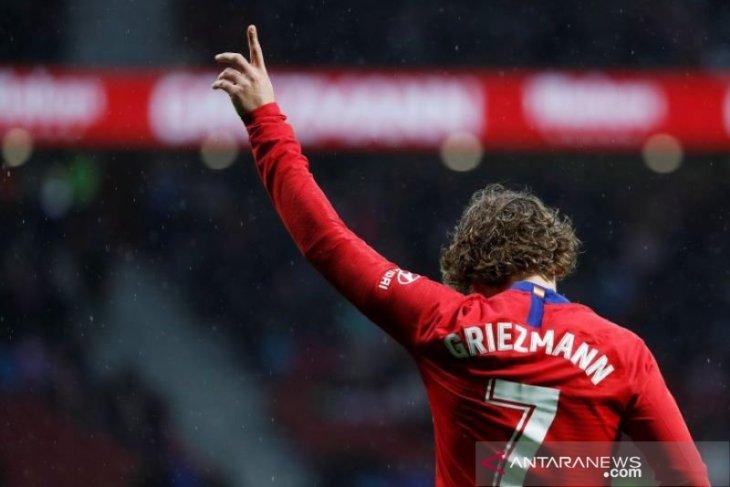 Perkenalan Griezmann di Barcelona tanpa suporter