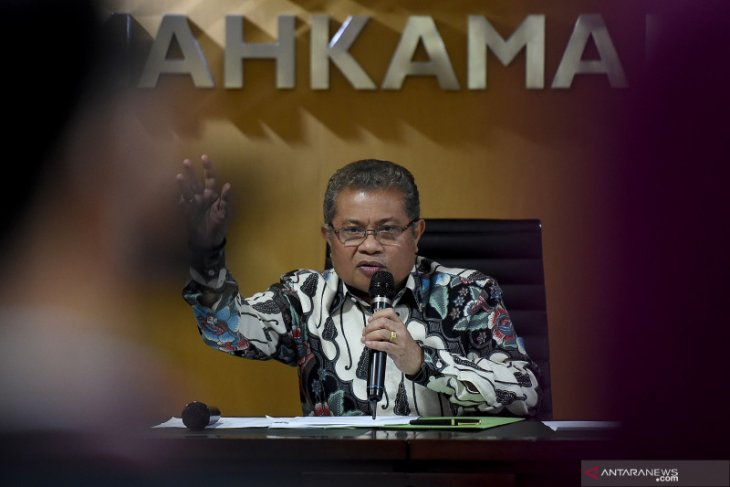 MA: Hakim yang lepaskan terdakwa BLBI terbukti langgar kode etik