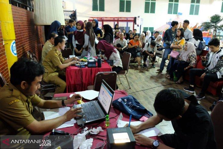 Kota Tangerang buka layanan perekaman KTP elektronik di pusat belanja