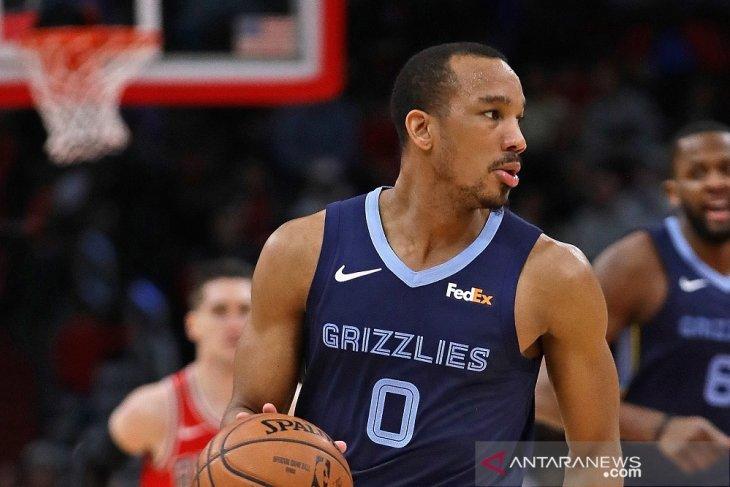 Los Angeles Lakers boyong Avery Bradley dari Grizzlies