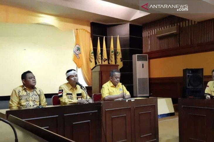 DPD Golkar Jabar tetapkan Eka jadi Plt Ketua Golkar Bekasi