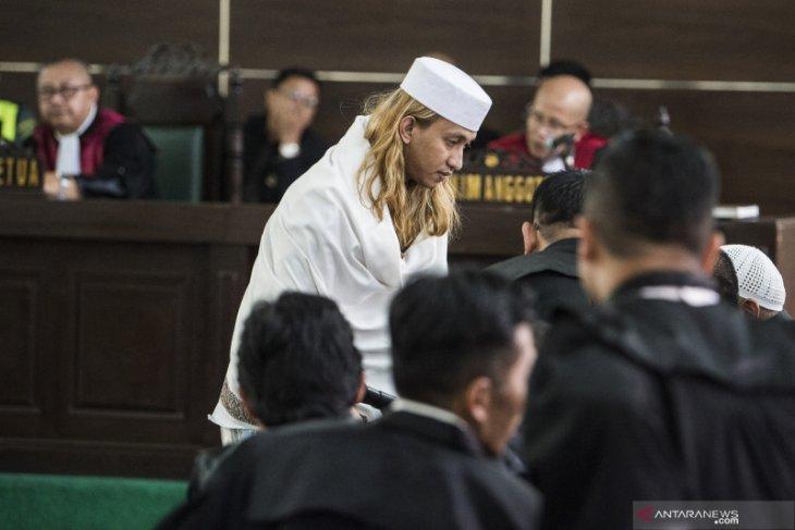 Bahar Smith  dipindah ke Lapas Gunung Sindur Bogor