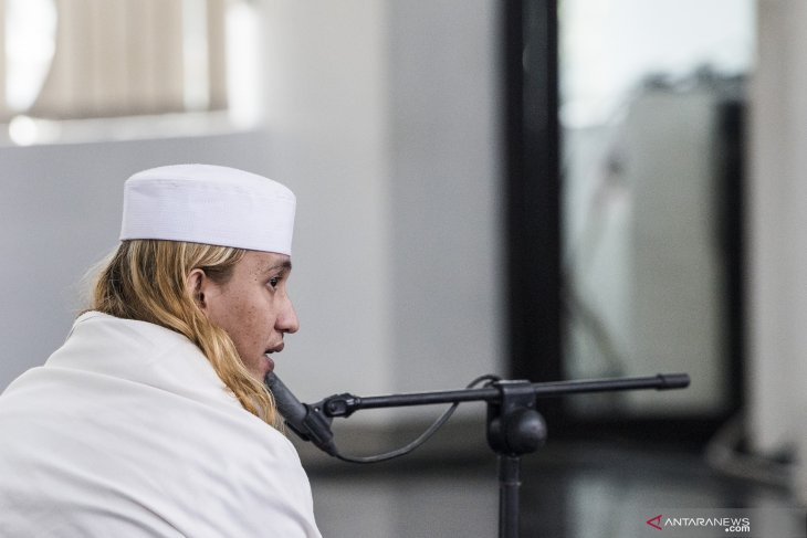 Bahar Smith divonis tiga bulan penjara karena aniaya sopir taksi
