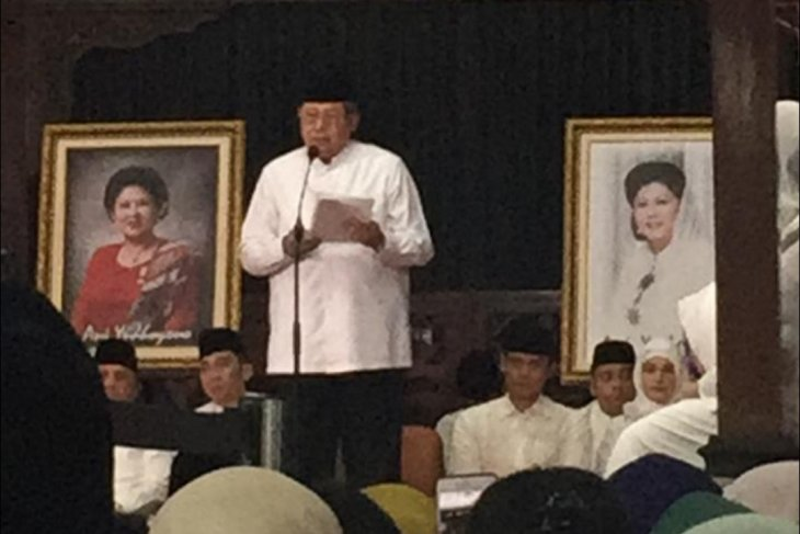 SBY gelar doa bersama 40 hari wafatnya Ani Yudhoyono