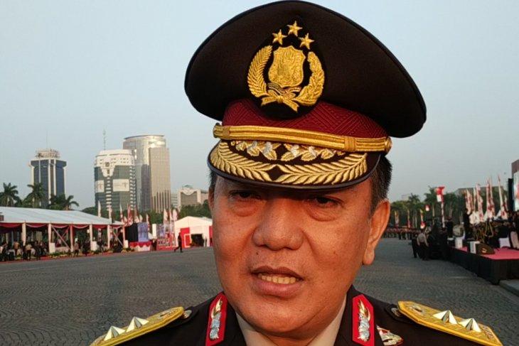 Presiden jadi inspektur upacara HUT Bhayangkara