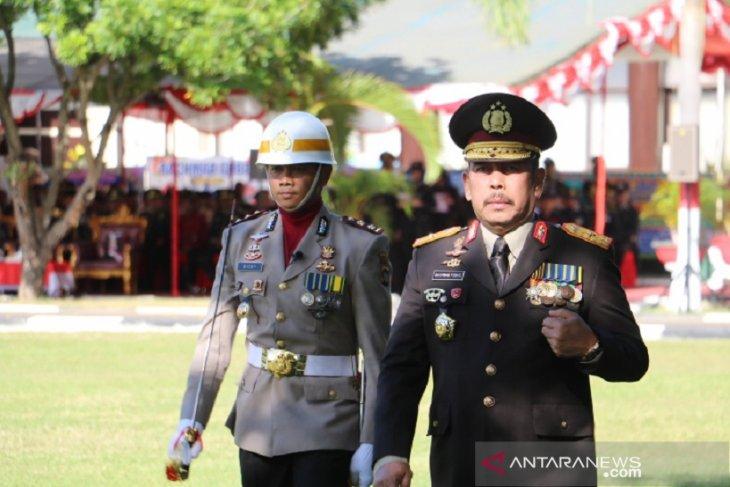 Kapolda Gorontalo sebut masyarakat berperan dalam keamanan daerah