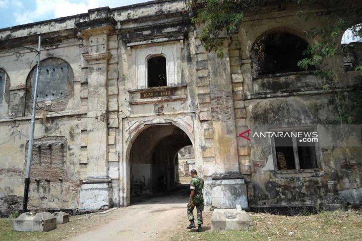Kementerian PUPR survei Benteng Pendem Ngawi sebelum direstorasi