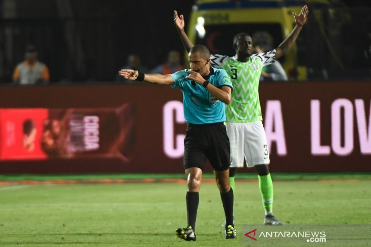 Tiga keputusan wasit di Piala Afrika  mulai adopsi VAR