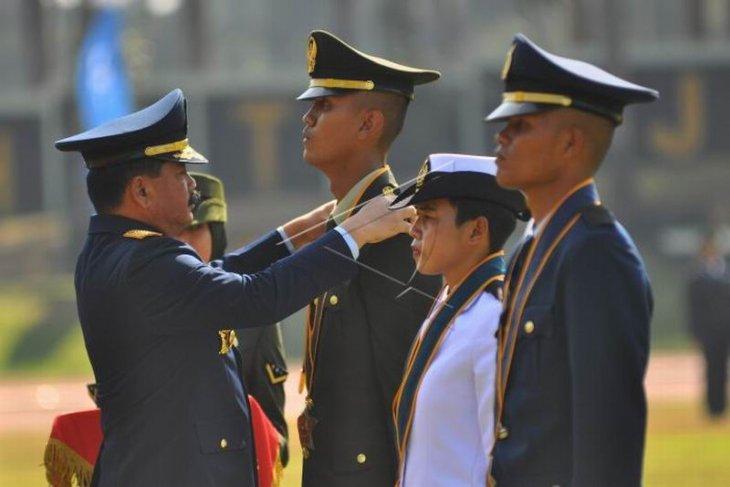 Prasetya perwira prajurit karier TNI
