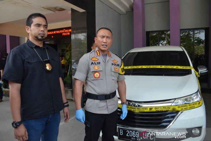 Polisi buru perampok toko emas hingga ke Malaysia
