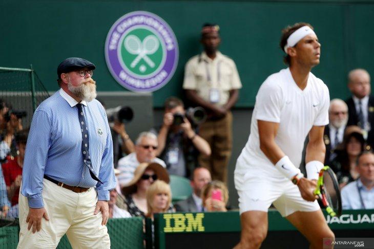 Federer tantang Djokovic di final Wimbledon