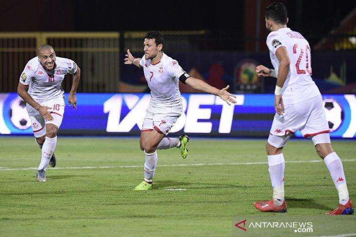 Tunisia akhiri mimpi indah Madagaskar di perempat final Piala Afrika