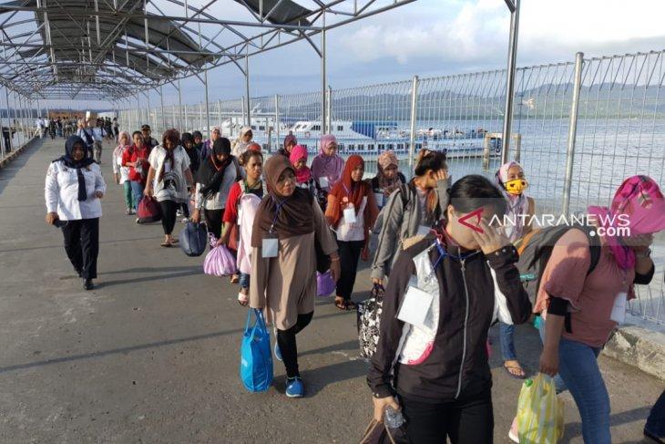 Malaysia usir 117 pekerja ilegal WNI di Sabah