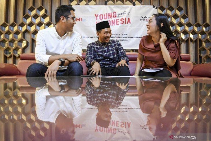 Usai Jokowi-Prabowo, kelompok milenial serukan persatuan