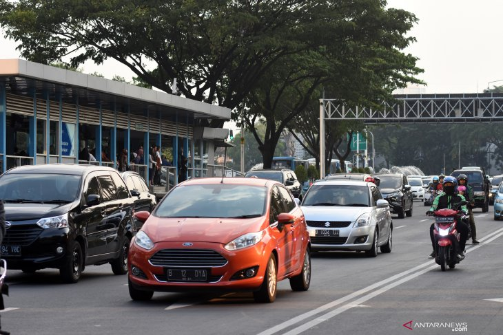 Jakarta to apply odd-even traffic policy on two-wheelers