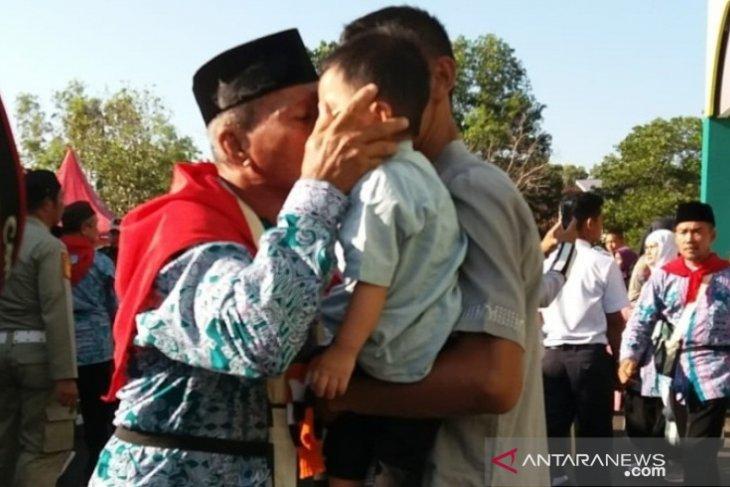Tujuh calhaj Bangka Belitung gagal berangkat haji