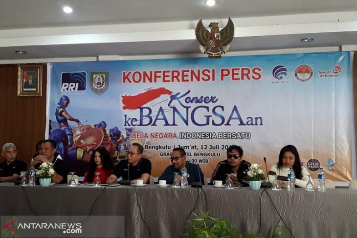Konser kebangsaan RRI, bawa misi dol ke festival dance internasional