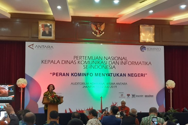 Kominfo optimistis Palapa Ring rampung sebelum HUT RI