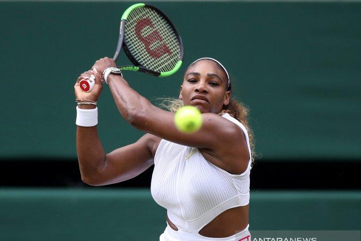 Majalah Forbes nobatkan Serena petenis terkaya 2019