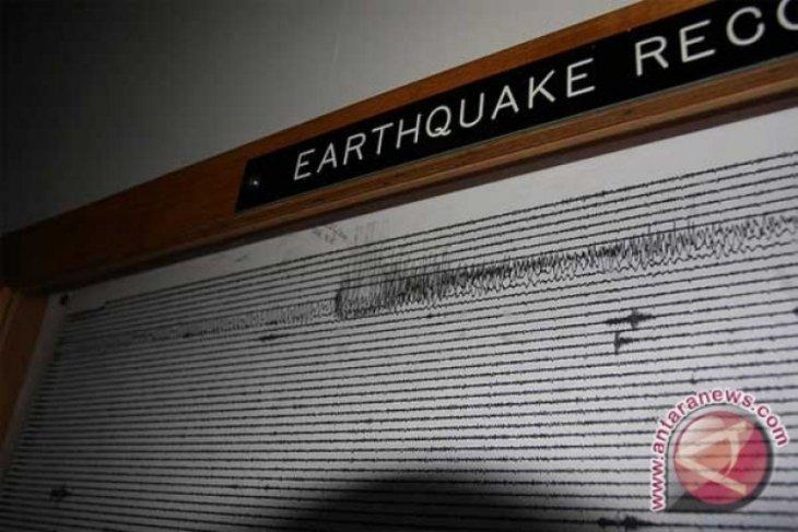 Gempa 6,1 magnitudo guncang Jepang