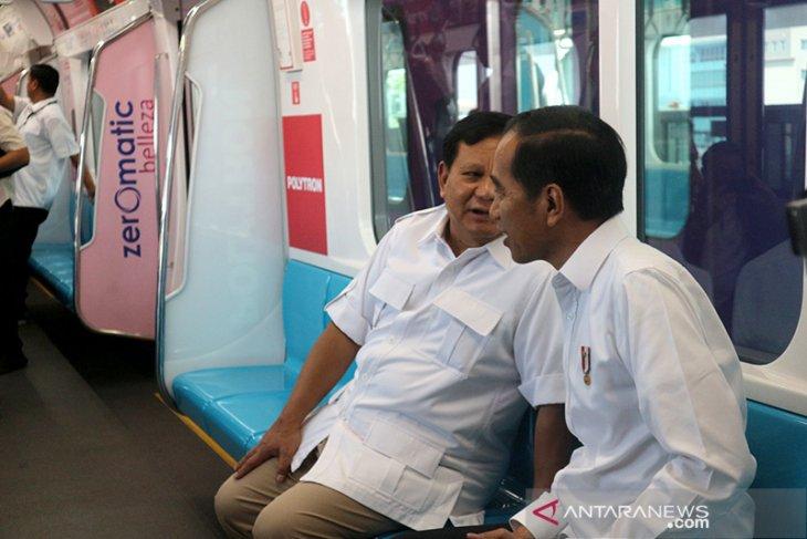 Gerindra clarifies no political deal made between Prabowo and Jokowi