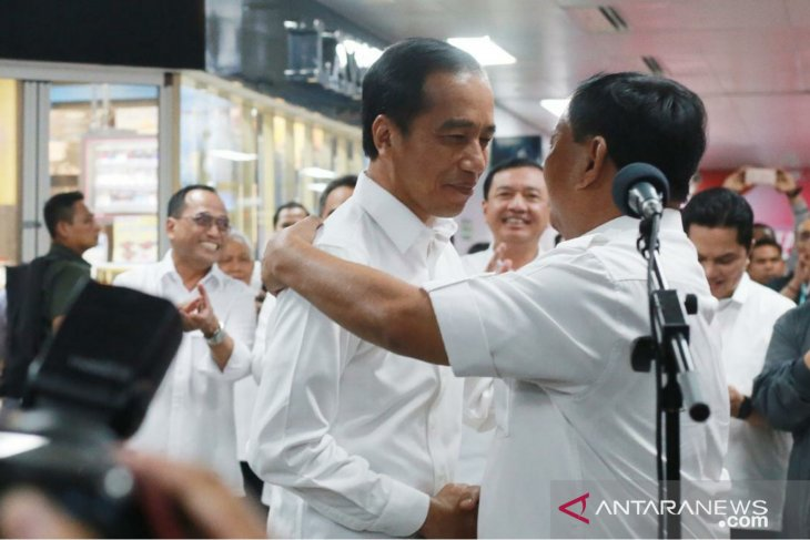 Jokowi-Prabowo meeting is emblematic of Indonesian unity