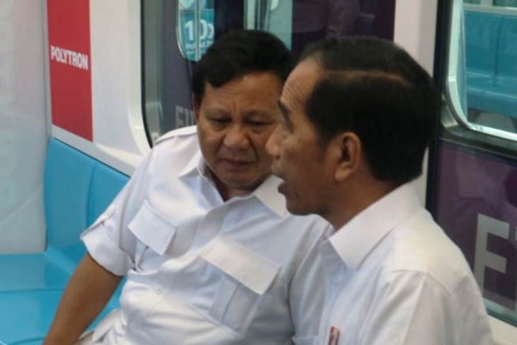 Prabowo-Jokowi communication does not cover ministerial post: Gerindra