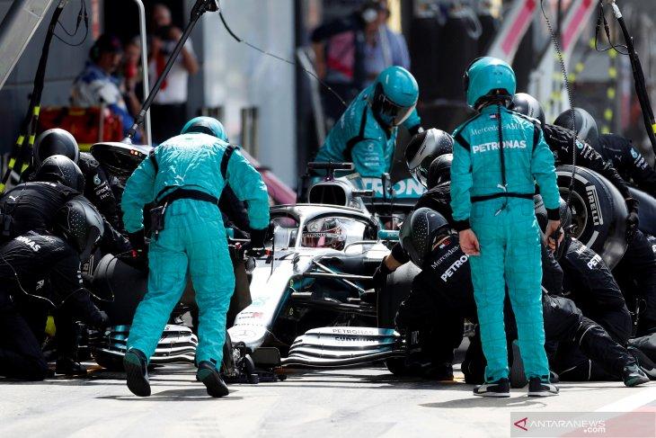 GP Inggris di Sirkuit Silverstone jadi seri F1 paling banyak penonton