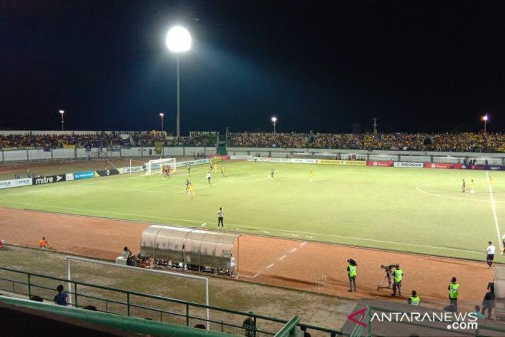 Barito Putera defeats Bali United 1-0