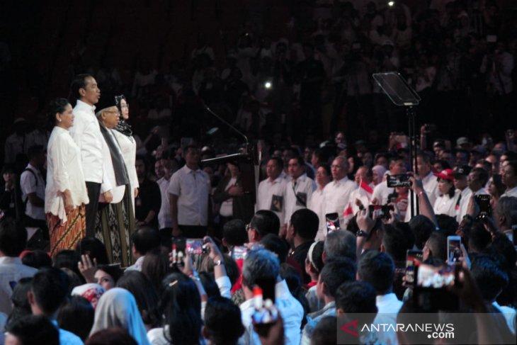 TKN menyebutkan akan ada pertemuan lanjutan Jokowi-Prabowo