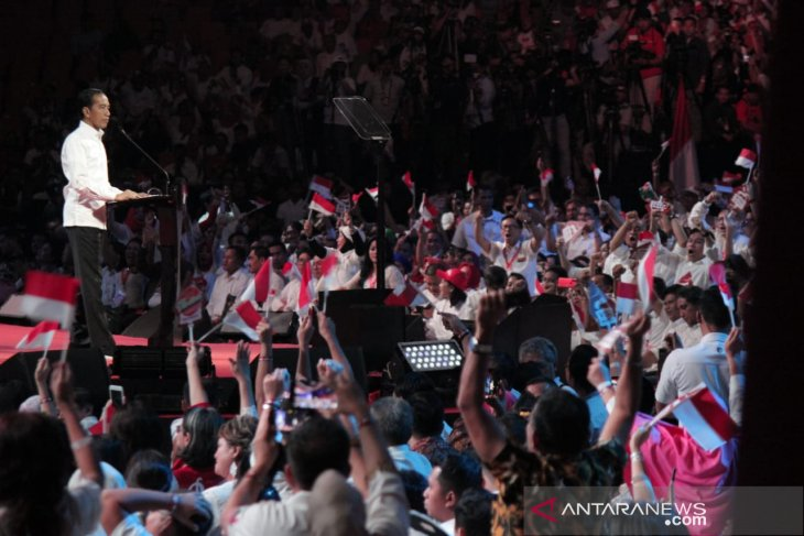 Awaiting Jokowi's new cabinet