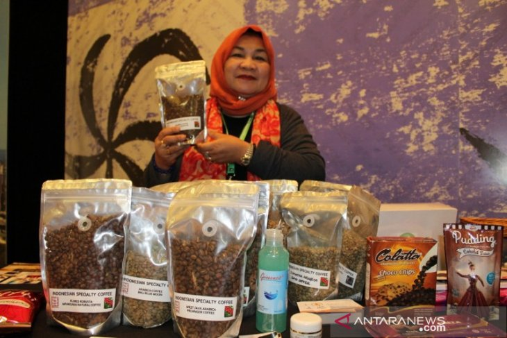 Indonesian coffee to be officially sold in New Zealand