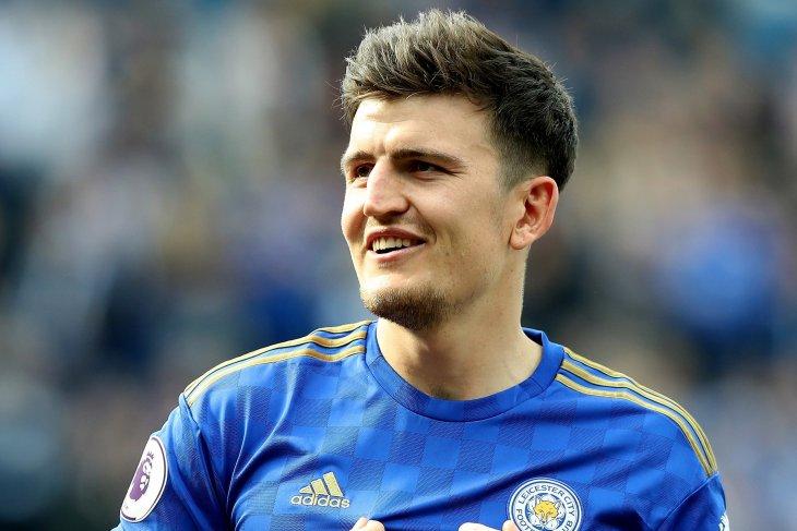 Leicester dan MU sepakati transfer Harry Maguire
