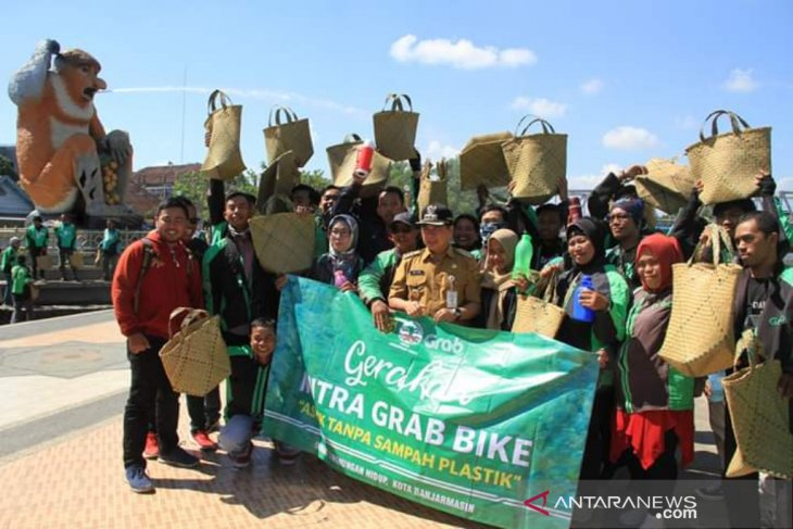 Plastic consumption increases to reduce in Banjarmasin