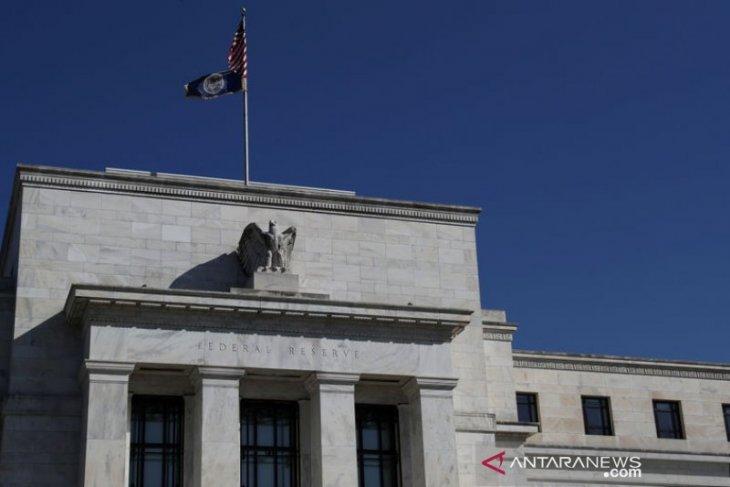 Dolar AS sedikit melemah jelang keputusan moneter Fed